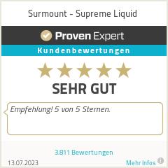 Erfahrungen & Bewertungen zu Surmount - Supreme Liquid