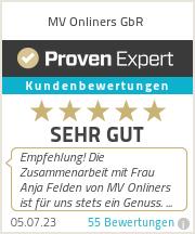Erfahrungen & Bewertungen zu MV Onliners GbR