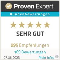 Erfahrungen & Bewertungen zu PRORA.COM Tourismusagentur GmbH