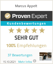 Erfahrungen & Bewertungen zu Marcus Appelt