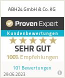 Erfahrungen & Bewertungen zu ABH24 - Marketing & Vertrieb