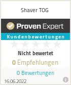 Erfahrungen & Bewertungen zu Shaver TOG