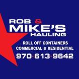 Rob & Mikes Hauling LLC
