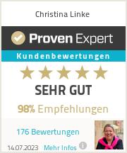 Erfahrungen & Bewertungen zu Christina Linke