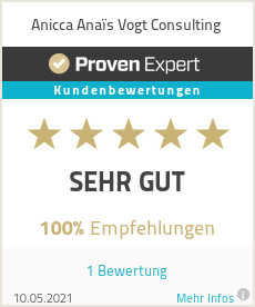 Erfahrungen & Bewertungen zu Anicca Anaïs Vogt Consulting