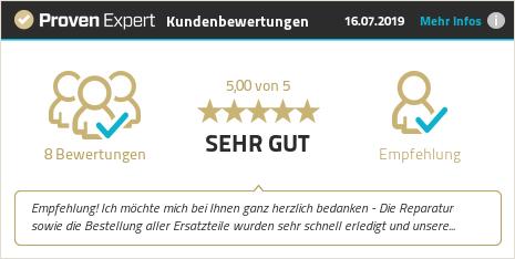 Kundenbewertung & Erfahrungen zu A bis Z Hausgeräte Service. Mehr Infos anzeigen.