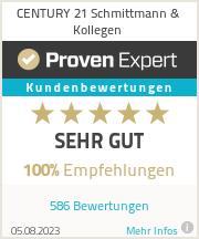 Erfahrungen & Bewertungen zu CENTURY 21 Schmittmann & Kollegen
