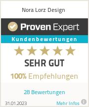 Erfahrungen & Bewertungen zu Nora Lorz Design