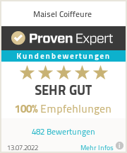 Erfahrungen & Bewertungen zu Maisel Coiffeure