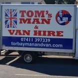 Toms man and van hire Devon