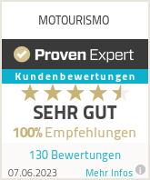 Erfahrungen & Bewertungen zu MOTOURISMO