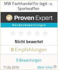 Erfahrungen & Bewertungen zu MW Fachhandel für Jagd- u. Sportwaffen