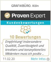Erfahrungen & Bewertungen zu GRAFIKBÜRO. Köln
