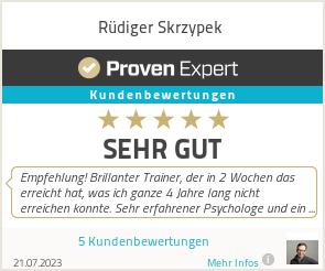 Erfahrungen & Bewertungen zu Rüdiger Skrzypek