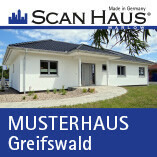 Musterhaus Greifswald logo
