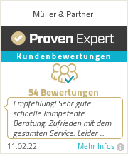 Erfahrungen & Bewertungen zu Müller & Partner
