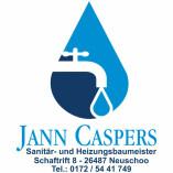 Jann-Caspers | Sanitär-u. Heizungsbaumeister aus Ostfriesland