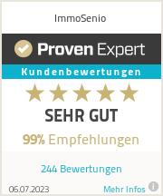 Erfahrungen & Bewertungen zu ImmoSenio