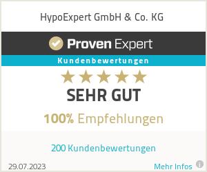 Erfahrungen & Bewertungen zu HypoExpert GmbH & Co. KG