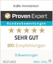 Erfahrungen & Bewertungen zu KaBe Immobilien