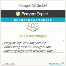 Erfahrungen & Bewertungen zu Rümpel Alf