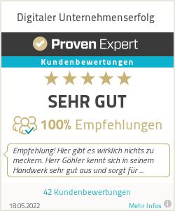 Erfahrungen & Bewertungen zu Digireon Marketing