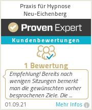 Erfahrungen & Bewertungen zu Praxis für Hypnose Neu-Eichenberg