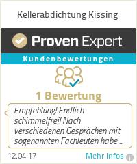 Erfahrungen & Bewertungen zu Kellerabdichtung Kissing