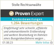 Erfahrungen & Bewertungen zu derbussgeldkatalog.de