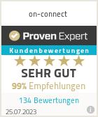 Erfahrungen & Bewertungen zu on-connect