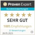 Erfahrungen & Bewertungen zu skalar GmbH