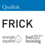 Frick GmbH bad & heizung logo