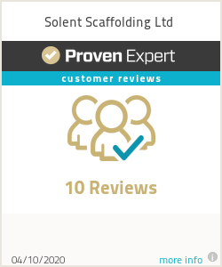 Ratings & reviews for Solent Scaffolding Ltd
