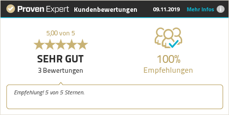 Kundenbewertungen & Erfahrungen zu Finanzierungskontor GmbH. Mehr Infos anzeigen.