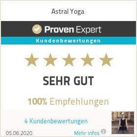 Erfahrungen & Bewertungen zu Astral Yoga