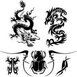 Famous Tattoo Works