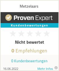 Bewertungen Reinhold Metzelaars | Essen