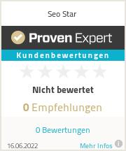 Erfahrungen & Bewertungen zu Seo Star
