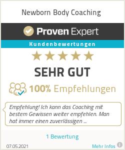 Erfahrungen & Bewertungen zu Newborn Body Coaching