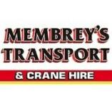 Membreys Transport & Crane Hire