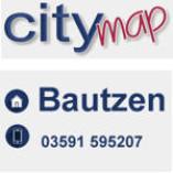 city-map Bautzen