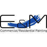 E & M commercial residential painting llc