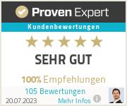 Erfahrungen & Bewertungen zu Barmenia Versicherung - Raphael Gruber