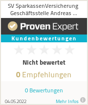 Erfahrungen & Bewertungen zu SV SparkassenVersicherung Geschäftsstelle Andreas Rottweiler