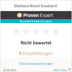 Erfahrungen & Bewertungen zu Elbstrand Resort Krautsand