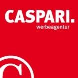 CASPARI werbeagentur logo