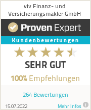 Erfahrungen & Bewertungen zu viv Finanz- und Versicherungsmakler GmbH
