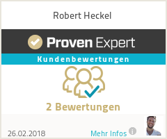 Erfahrungen & Bewertungen zu Robert Heckel