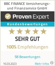 Erfahrungen & Bewertungen zu BBC Finance