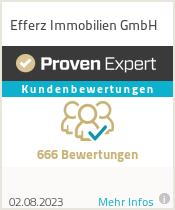 Erfahrungen & Bewertungen zu Efferz & Hoppen Immobilien GmbH